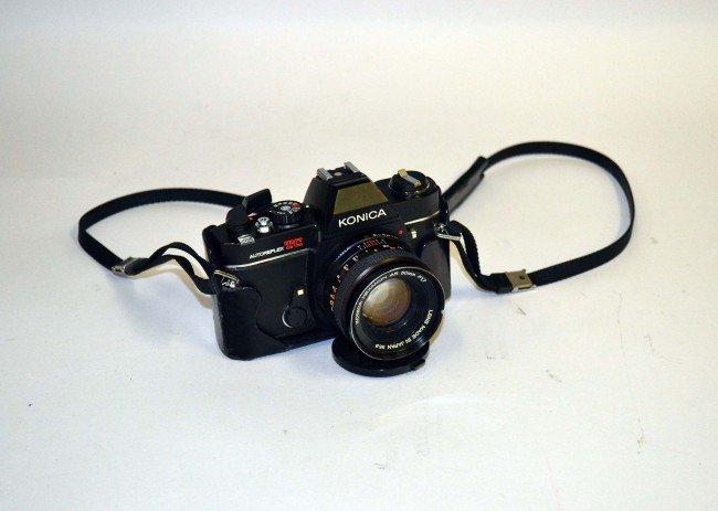 67: Konica Autoreflex TC Camera w/ a Konika Hexanon AR