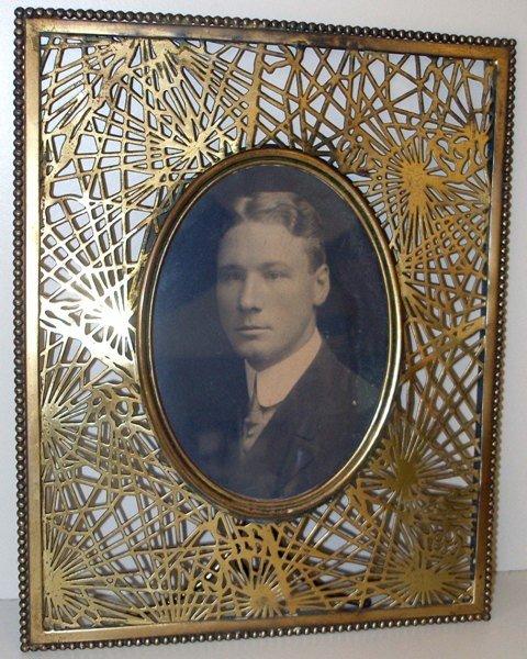 151: Tiffany Studios, NY, Portrait of a Man.