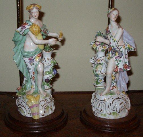 157: Dresden Lamps