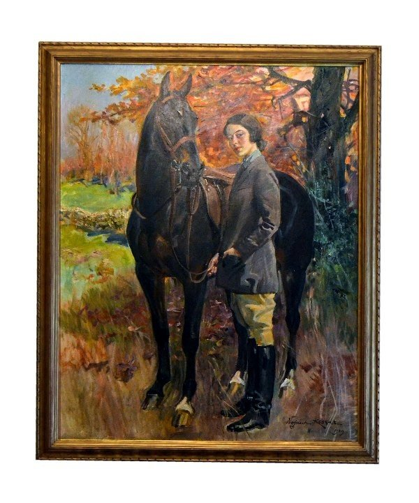 414: Woiciech Ritter Von Kossak (Polish, 1957-1942)
