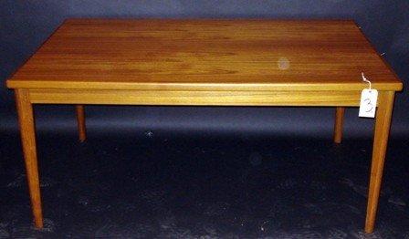 3: Modern Danish Style Dining Table