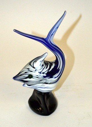 13: Murano Glass  Fish