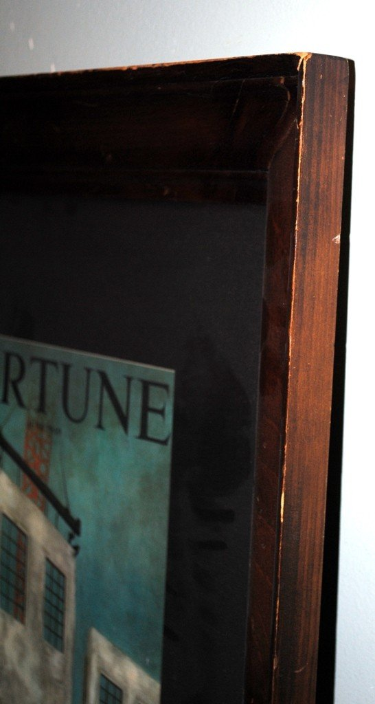 5: Framed Fortune Magazine Covers - 4