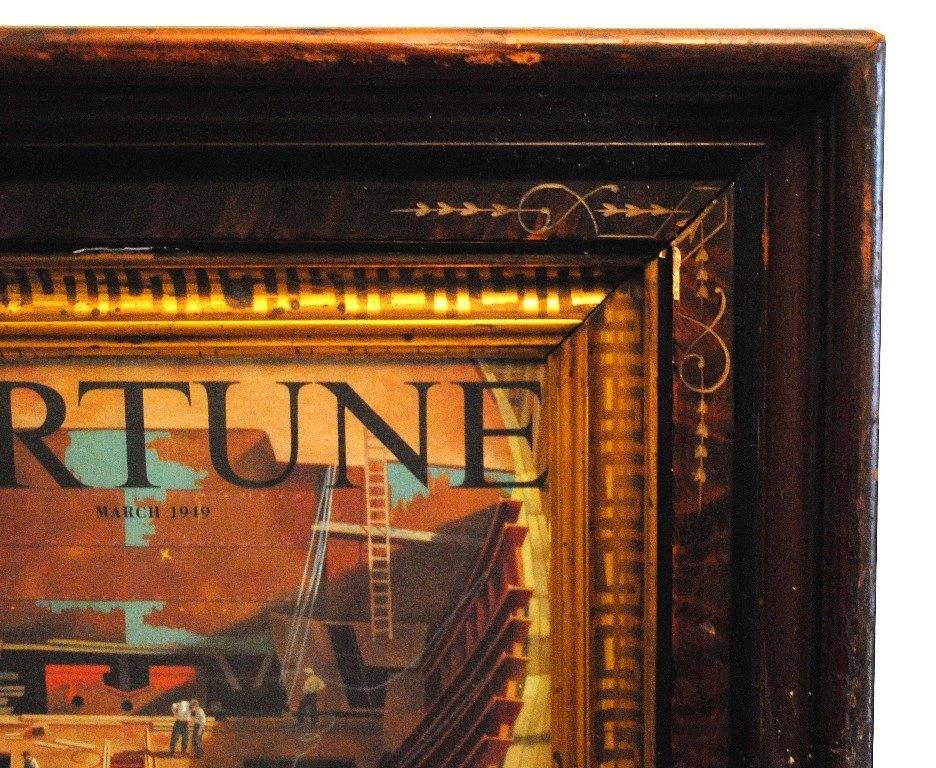 5: Framed Fortune Magazine Covers - 6