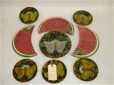 300A: 9 Assorted Ceramic Articles