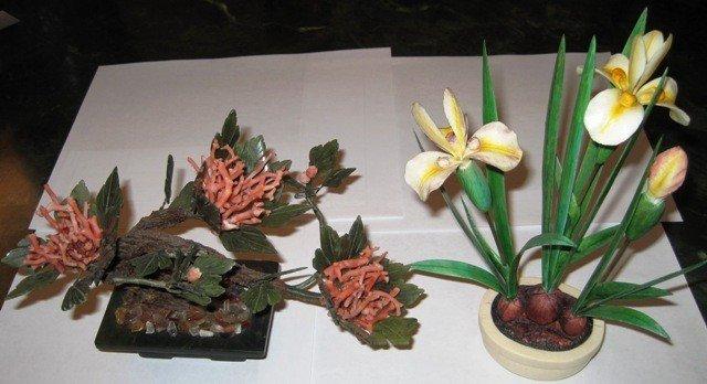 311: Oriental Flower Groups