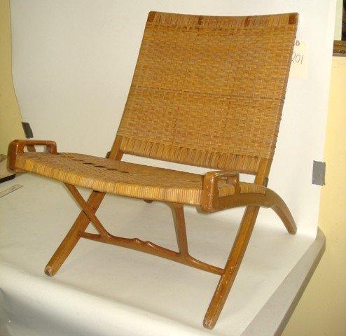 201: Hans Wegner Folding Chair