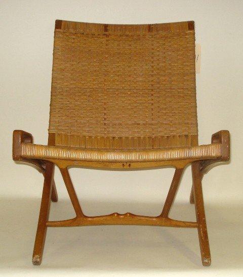 201: Hans Wegner Folding Chair - 2