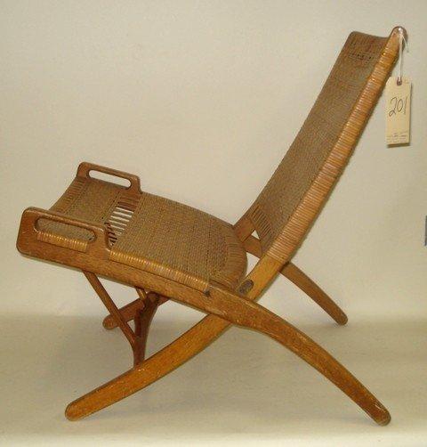 201: Hans Wegner Folding Chair - 3