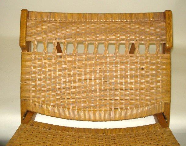 201: Hans Wegner Folding Chair - 4