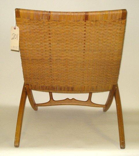201: Hans Wegner Folding Chair - 5