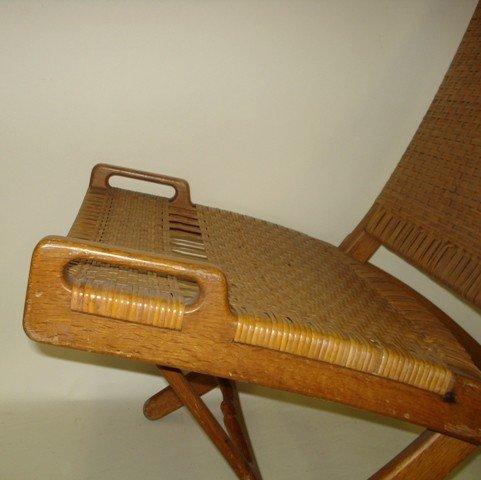 201: Hans Wegner Folding Chair - 7