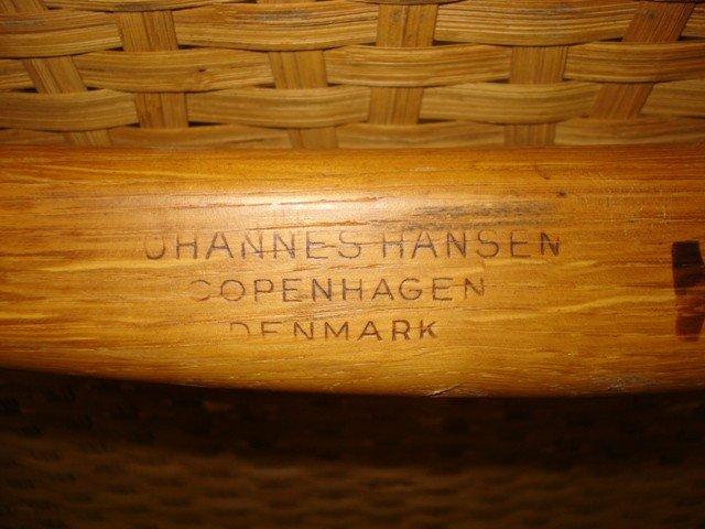 201: Hans Wegner Folding Chair - 8