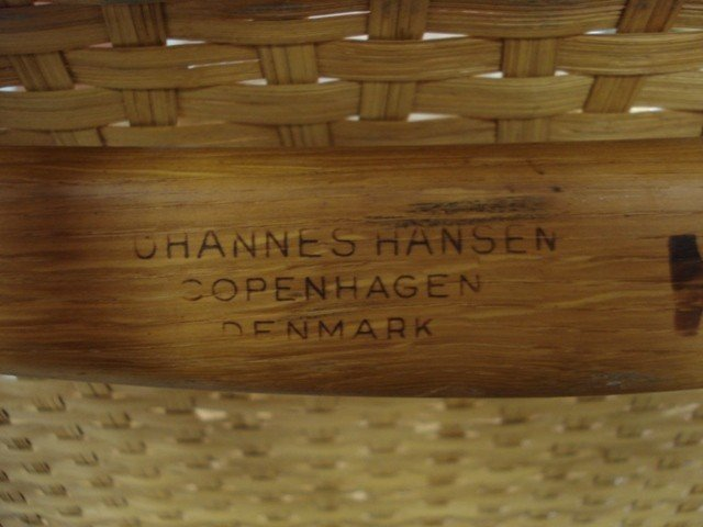 201: Hans Wegner Folding Chair - 9