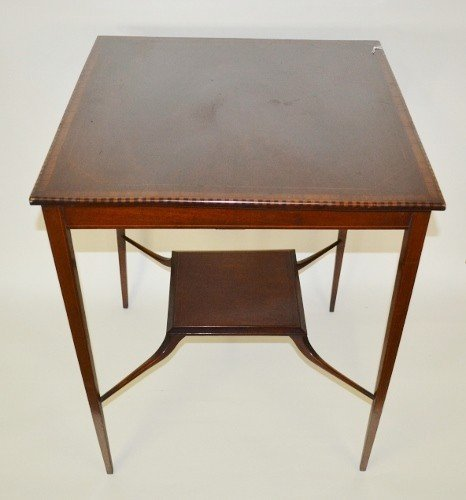 4: Inlaid Table