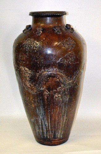 5: Chinese Terracotta Vessel