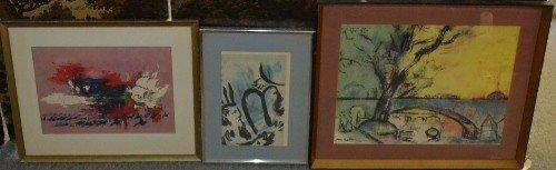 8: Three Prints