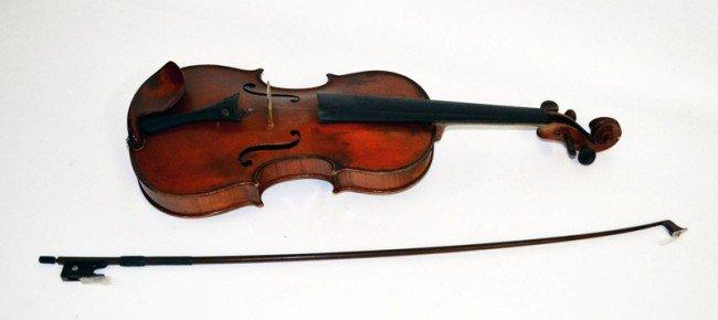 Camillo Mandelli di Caclo Violin, 1929