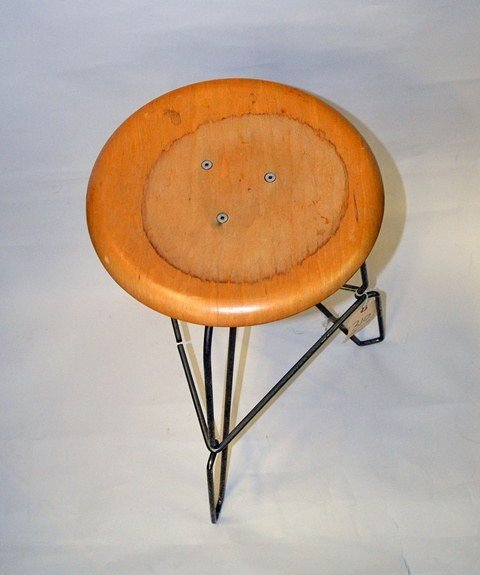 Jeff Covey Design Stool - 3