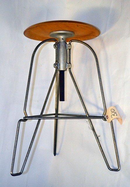 Jeff Covey Design Stool - 5