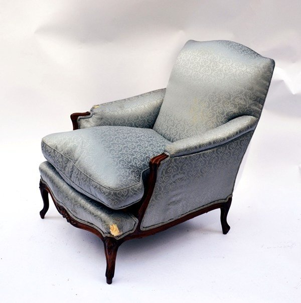 17A: French Provincial Slipper Chair