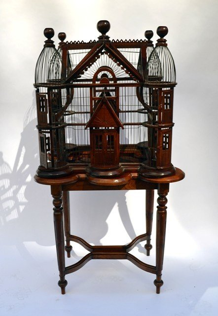 4: Bird Cage (Two Parts)