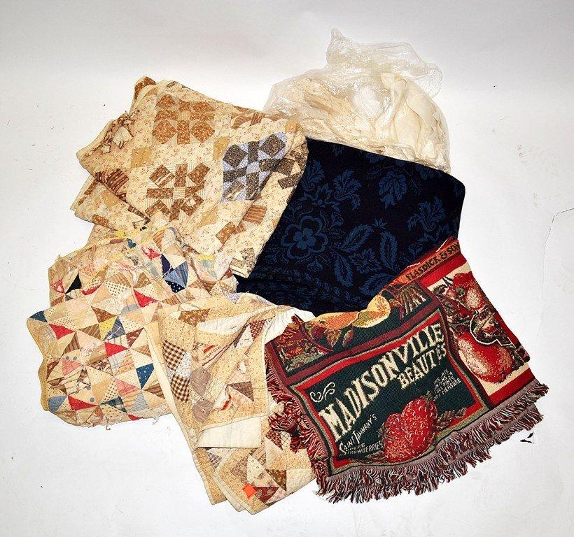 23: Antique & Vintage Textiles