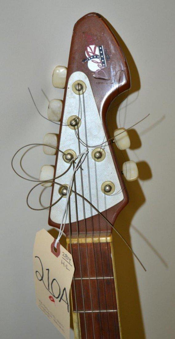 111: Teisco Del Rey ET-320 Electric Guitar - 2
