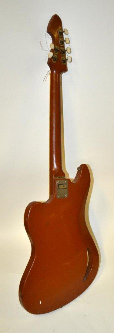 111: Teisco Del Rey ET-320 Electric Guitar - 4