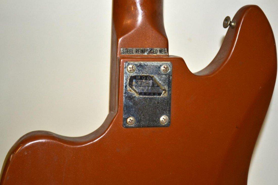 111: Teisco Del Rey ET-320 Electric Guitar - 6