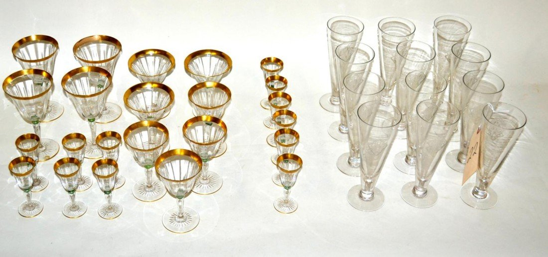 22: Assorted Stemware (36)