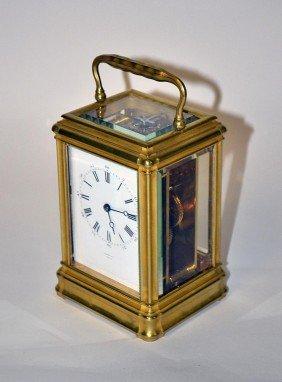 71: Tiffany & Co. Carriage Clock