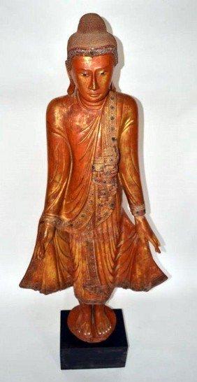 Southeast Asian Buddha