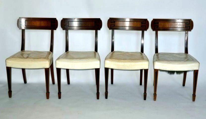 108: Kittinger, Set of Ten Dining Chairs