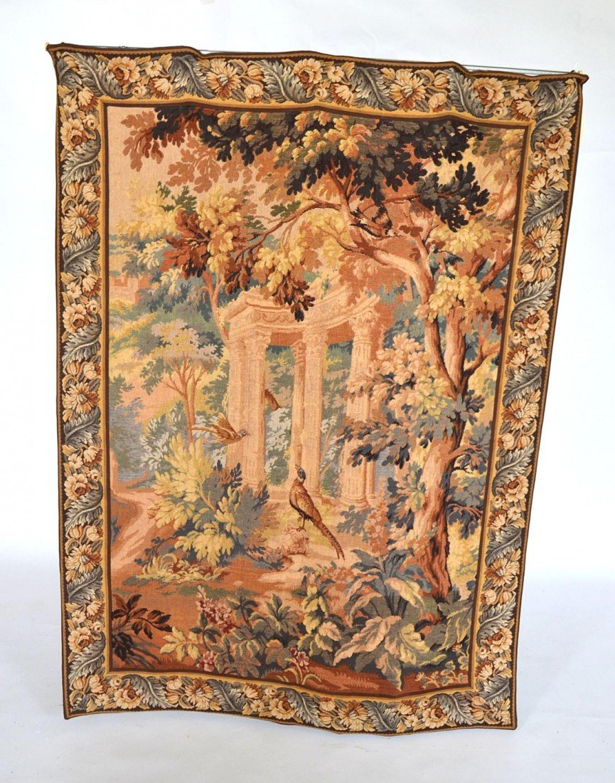 125: Tapestry Verdure Borde