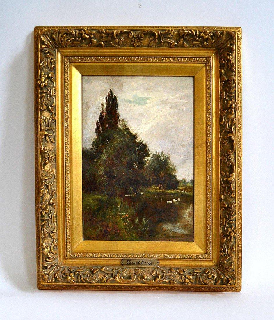131: Yeend King, Landscape