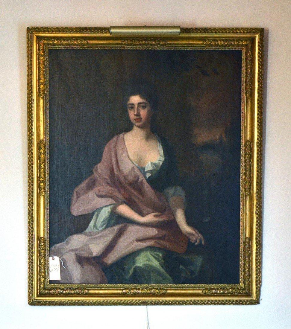 134: Antique Portrait