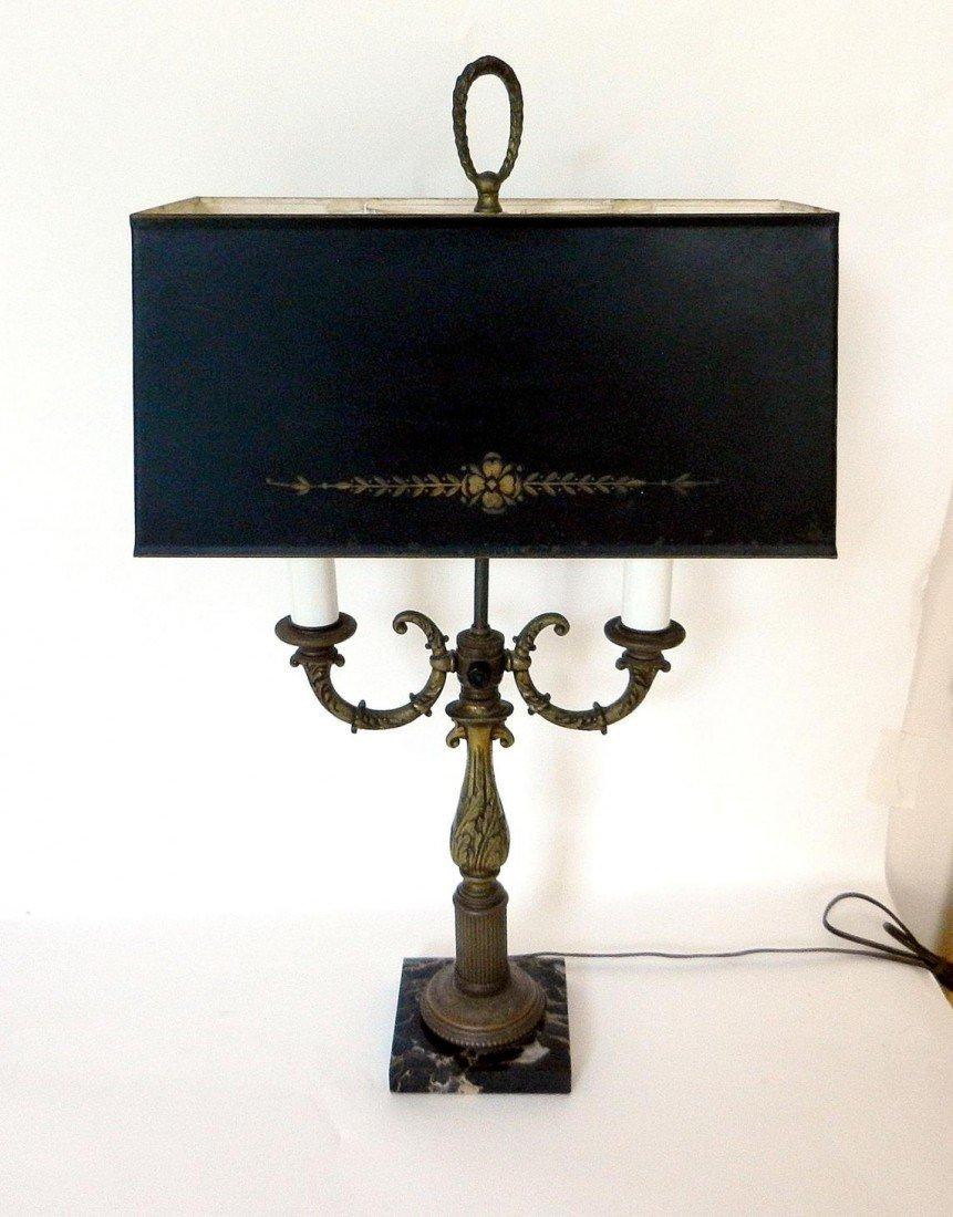 139: Bouillotte Lamp