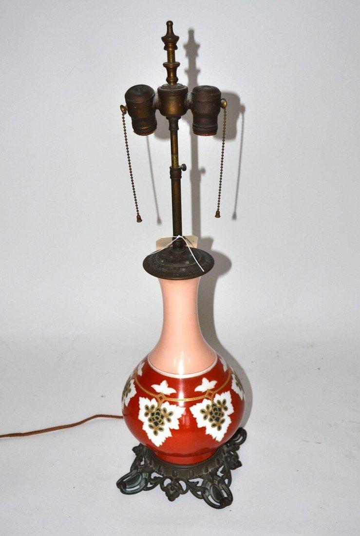 140: Decorated Lamp