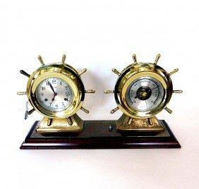 Nautical Style Clock