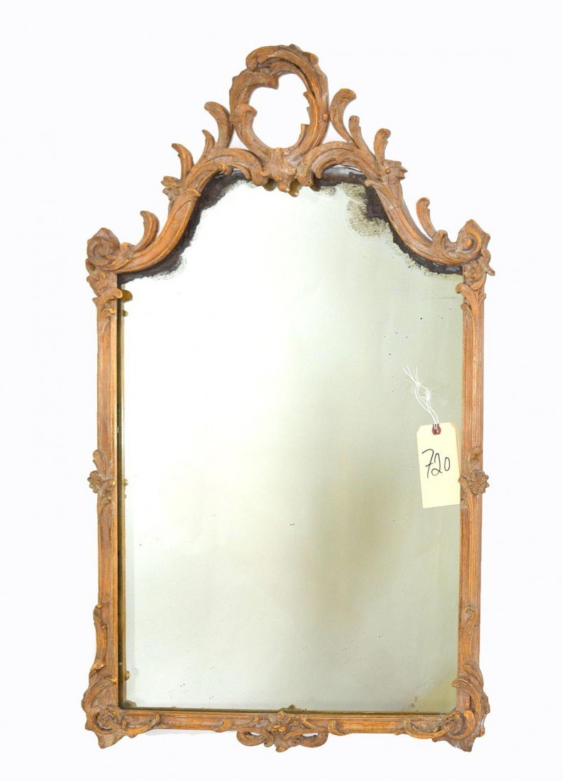210: French Style Mirror