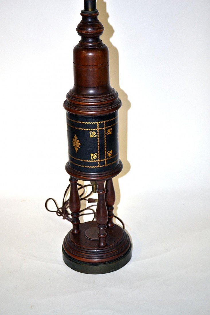 224: Three Assorted Lamps