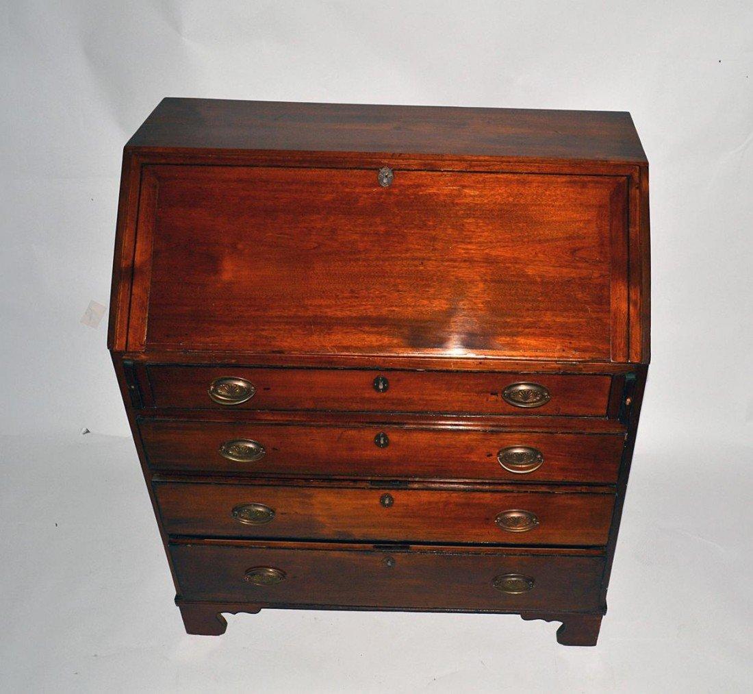 233: Antique English Slant Desk