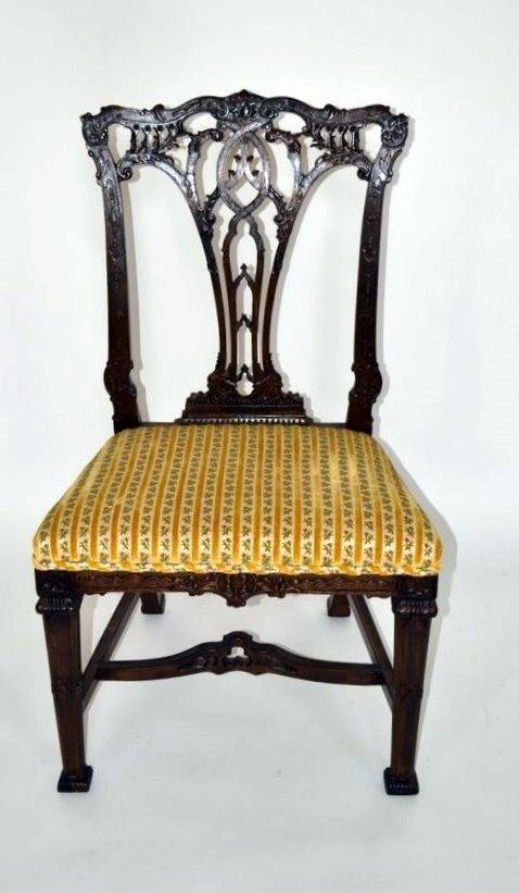238: English Side Chair