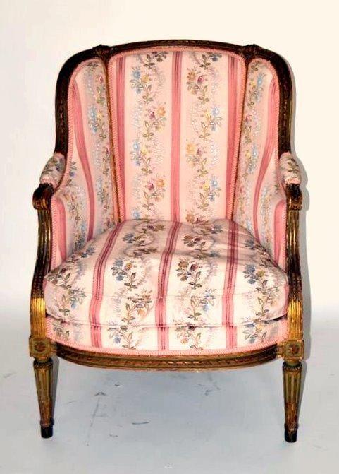 256: Louis XVI Style Bergere