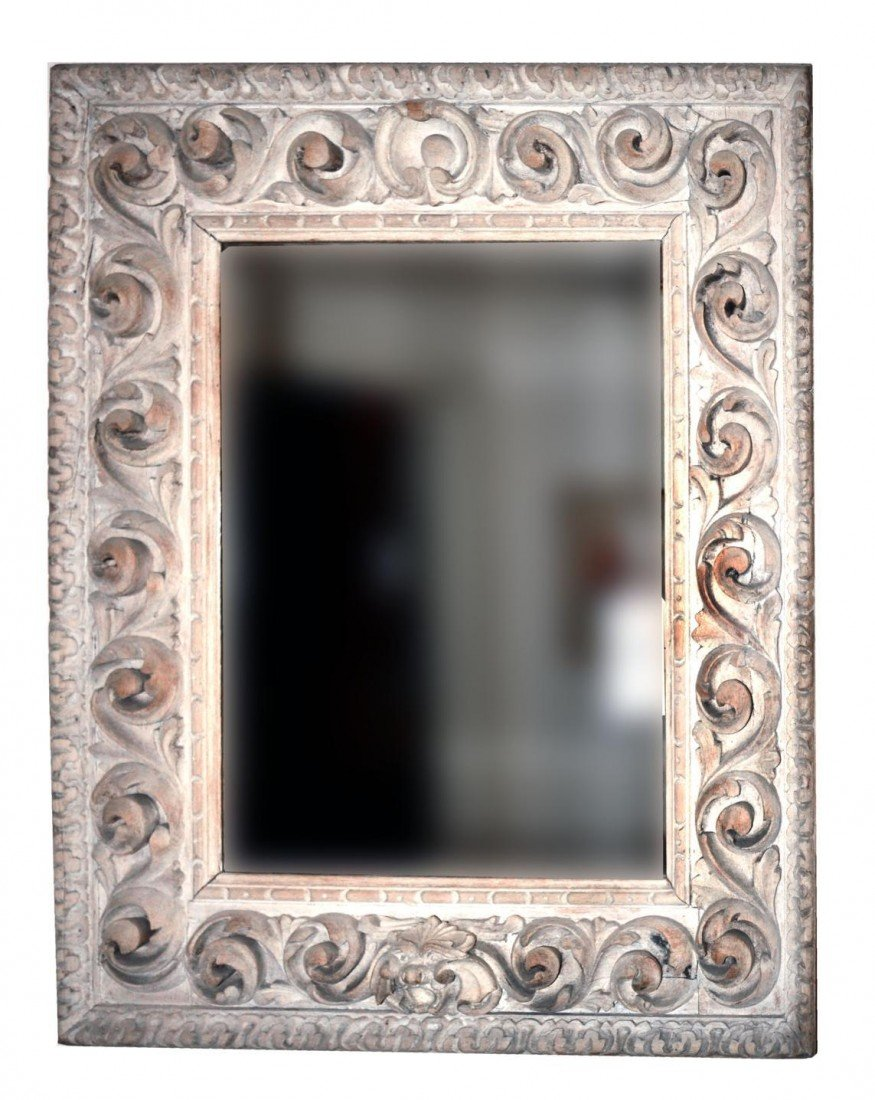 260: Carved Mirror