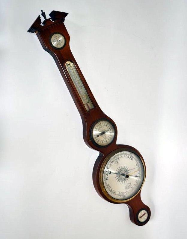 266: Mahogany Barometer