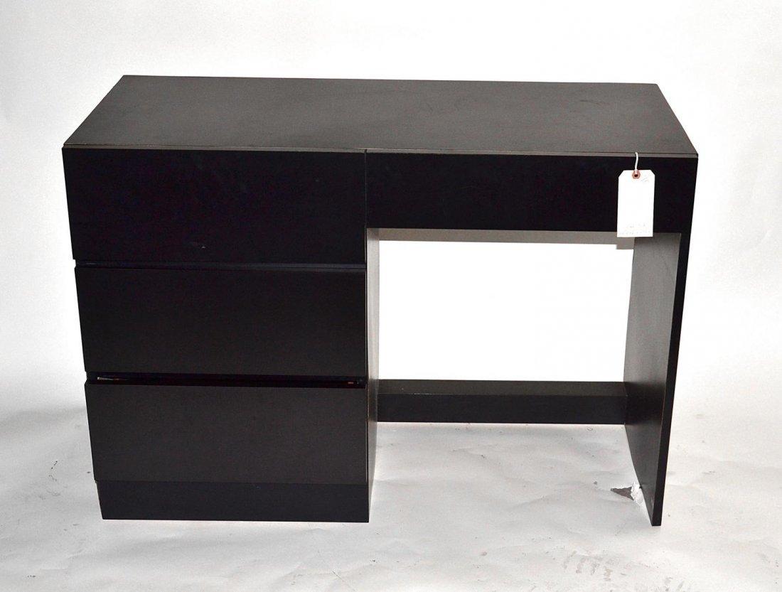 16: Contemporary Black Desk