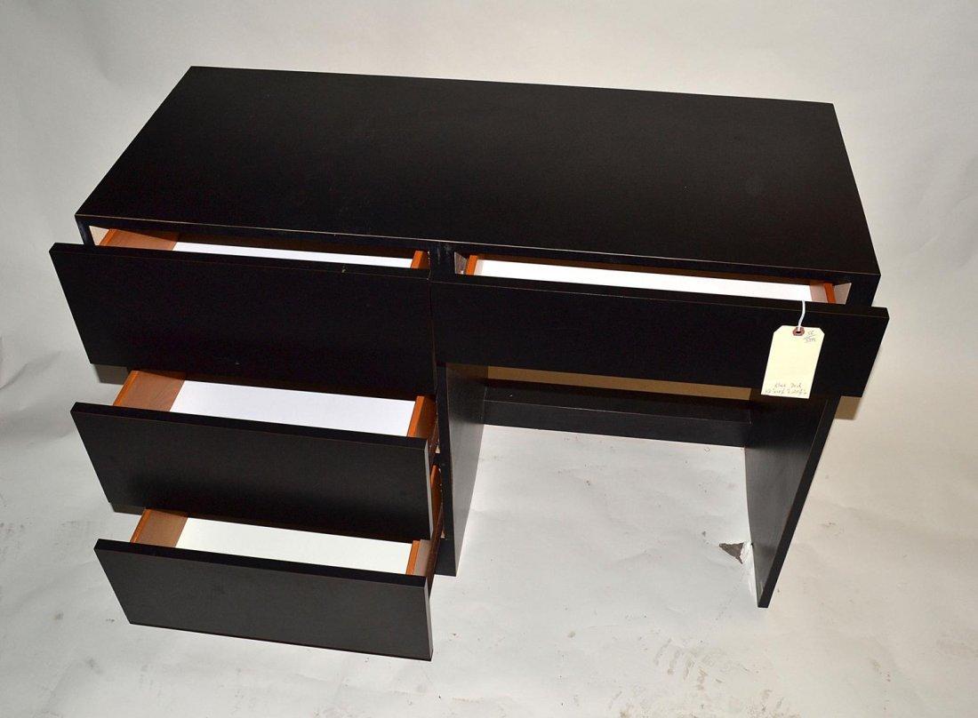 16: Contemporary Black Desk - 3