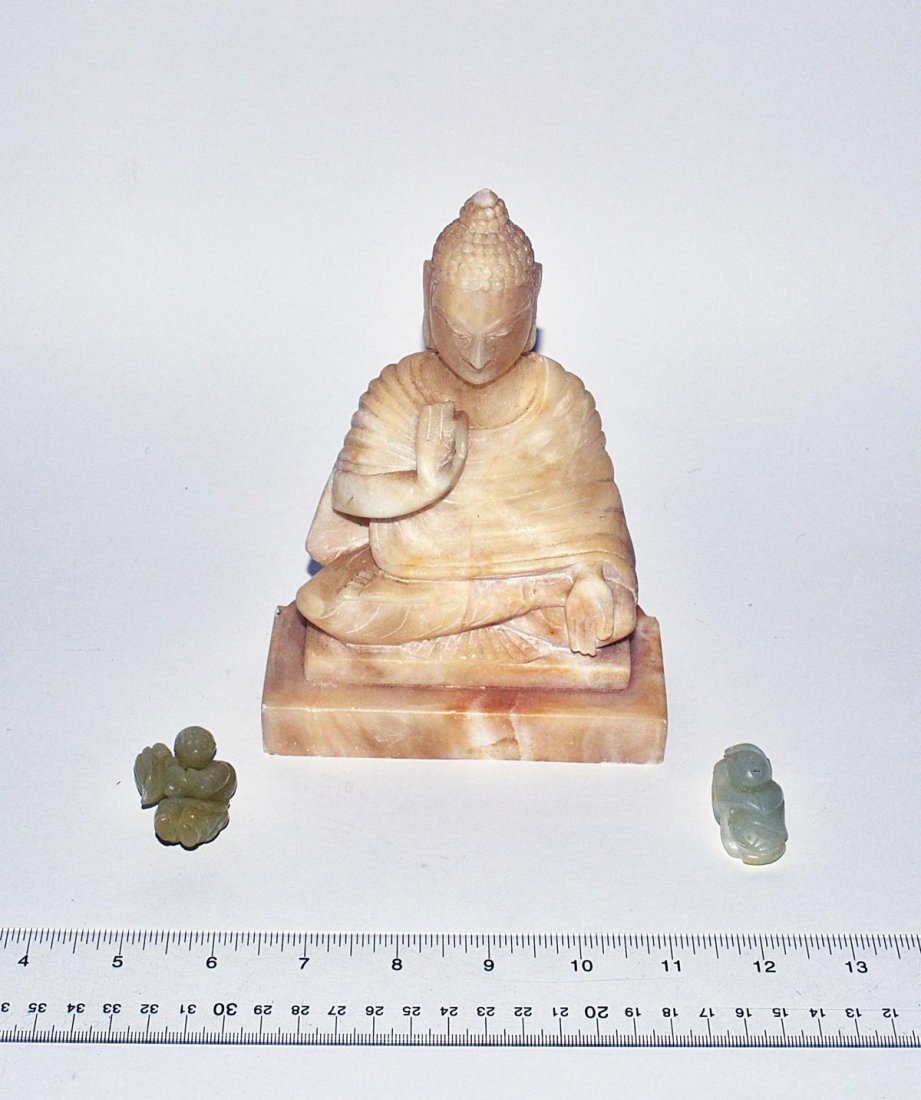 181: Three Carved Chinese Articles